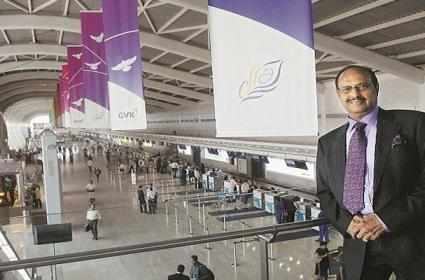 ED files charges against GVK group promoters for Mumbai airport scam - Sakshi