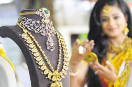 Gold Silver Prices In India Remained Under Pressure - Sakshi
