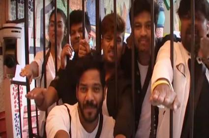 Bigg Boss 4 Telugu: Noel Sean Released From Jail - Sakshi