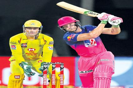 Rajasthan Royals beat Chennai Super Kings by 7 Wickets - Sakshi