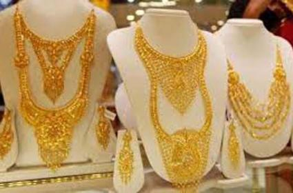 Gold Prices Edged Higher In Indian Markets - Sakshi