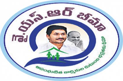 CM YS Jagan Comments at the inaugural event YSR Bheema Scheme - Sakshi