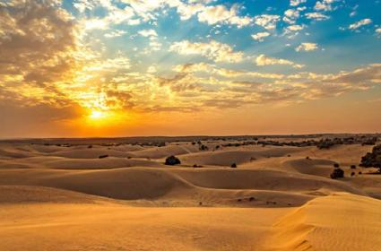 Evidence Of Lost River in Thar Desert 172000 Years Ago Found - Sakshi