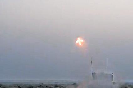 India is anti-tank missile Nag test-fired in Pokhran - Sakshi