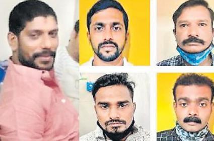 Dacoit Manish Shetty Alias Sarvotham Shetty Deceased In Karnataka - Sakshi
