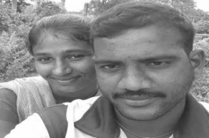 Boyfriend Commits Suicide At Girlfriends Grave - Sakshi