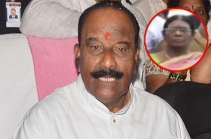 Nayani narsimha Reddy Wife Ahalya Passes Away - Sakshi