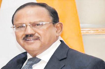 NSA Ajit Doval's statement in Rishikesh unrelated to China - Sakshi