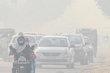 Central Govt Brought Up Commission For Air Quality Management - Sakshi