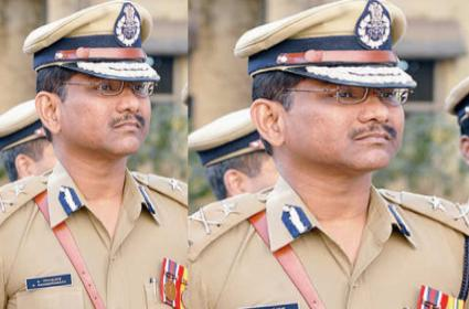 Karnataka IPS Ravindranath Resigns - Sakshi