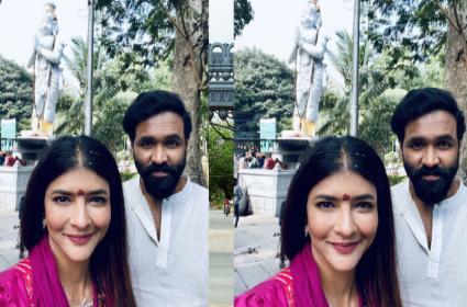 Manchu Laxmi And Vishnu Visited Tirumala - Sakshi