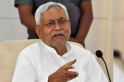 Nitish Kumar Says It's All Bogus On Tejashwi Yadav's 10 Lakh Jobs Promise - Sakshi