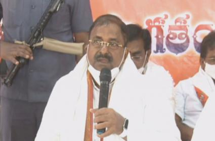 TDP Senior Leader Gadde Baburao Has Joined In BJP - Sakshi