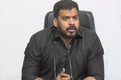 Minister Anil Kumar Yadav Fires On CPI Leader Ramakrishna - Sakshi