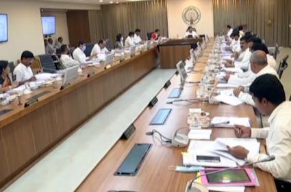 AP Cabinet Approved Distribution Of 30 Lakh House Rails - Sakshi