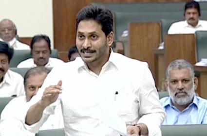 AP Assembly: Crop Compensation Paid By December 31, says CM YS Jagan - Sakshi