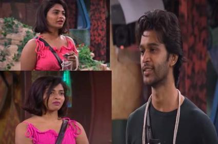 Bigg Boss 4 Telugu: Harika Nominates Abhijeet - Sakshi