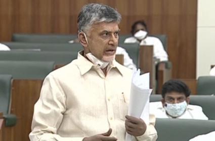AP Assembly Session 2020: Tammineni Sitaram Fires On Chandrababu Naidu - Sakshi