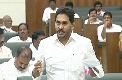 CM YS Jagan Fires On TDP In Assembly Session - Sakshi