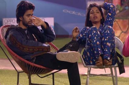 Bigg Boss 4 Telugu: Monal Said She Likes Me Says Abhijeet - Sakshi