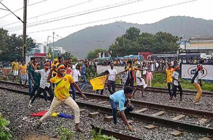 Tamilnadu: Survay Plan Is Political Game! - Sakshi