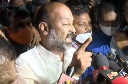 GHMC Election Results : BJP Celebrations In Nampally About Winning - Sakshi