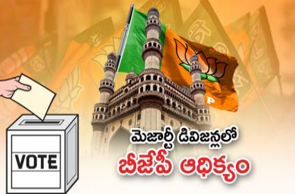 GHMC Elections Results 2020 : Postal Votes Counting - Sakshi