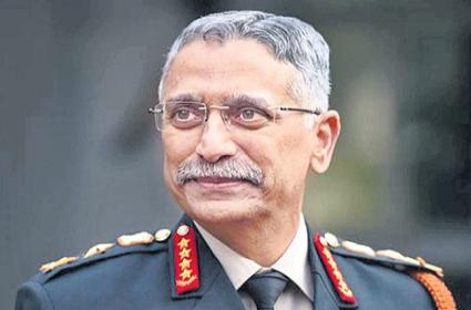 Army Chief MM Naravane Warning To China On Army Day - Sakshi
