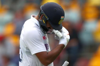 Rohit Sharma Says Have No Regrets His Dismissal Gabba Test - Sakshi
