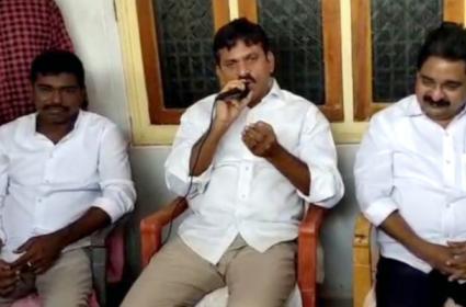 Ponguleti Srinivas Reddy Sensational Comments On Rivalries - Sakshi