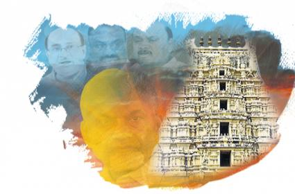 TDP And BJP Conspiracy to disturb the people with destruction of temples - Sakshi