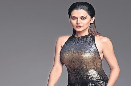 Taapsee shredding diet for Rashmi Rocket - Sakshi