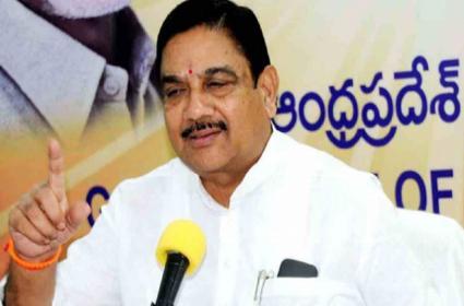 Dispute Between Srikakulam TDP Leaders - Sakshi