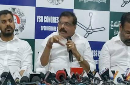 Botsa Satyanarayana Comments On SEC Nimmagadda Ramesh - Sakshi
