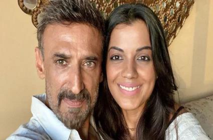Mugdha Godse About Age Difference With Boyfriend Rahul Dev - Sakshi