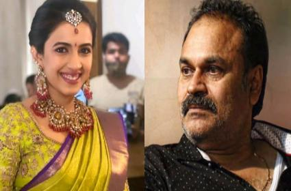 Nagababu: Less Communication With Niharika After Marriage - Sakshi