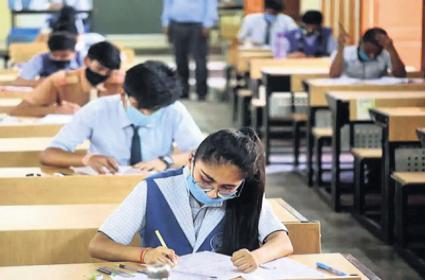Only 7 papers in Tenth‌ exams - Sakshi