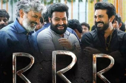 SS Rajamouli RRR Digital Rights To Be Sold For Record Price - Sakshi