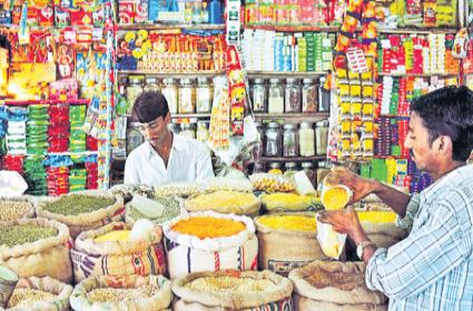 E Commerce Companies Attracting Grocery Shop Owners - Sakshi