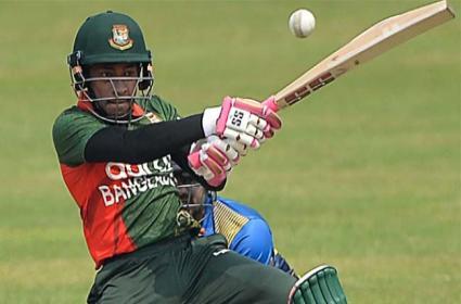 BAN Vs SL Bangladesh Beats Sri Lanka In 1st ODI By 33 Runs - Sakshi