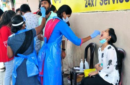 Coronavirus: 80834 Covid Positive Cases Registered In India - Sakshi