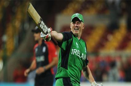 Ireland All Rounder Kevin O Brien Retires From ODI Cricket - Sakshi