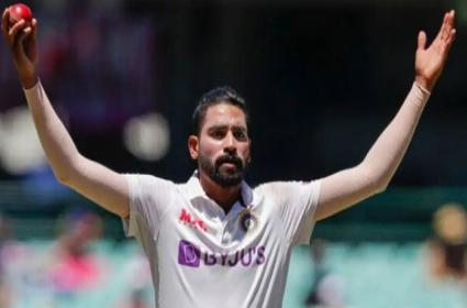 Kohli Gets Trolled By Siraj Fans For Not Considering Him For WTC Final - Sakshi