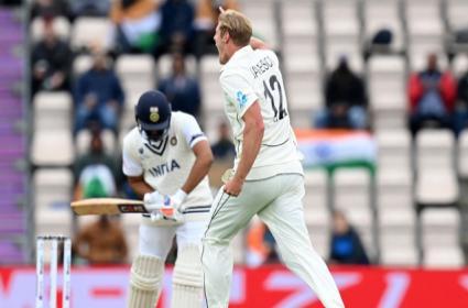 WTC Final Day 2: India Vs New Zealand Test Match Live Updates - Sakshi