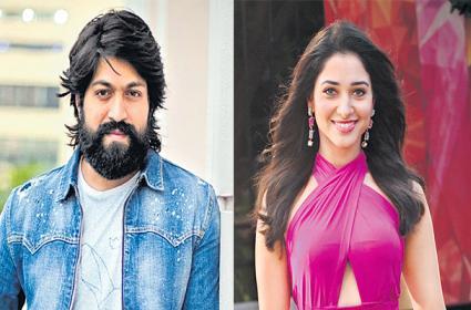 Yash to romance Tamanna in his next - Sakshi