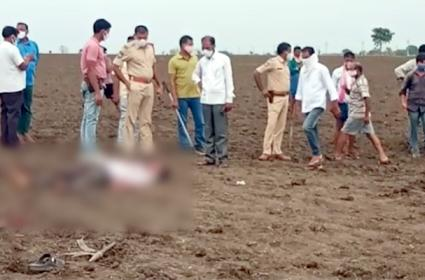 Three Brutally Assassinated In Bhupalpally District - Sakshi