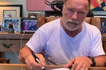 Cinema To Politics Reason For Arnold Schwarzenegger Children Hated Him - Sakshi
