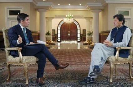 Pak PM Imran Khan Refuses To Criticize China Genocide Of Uyghurs - Sakshi