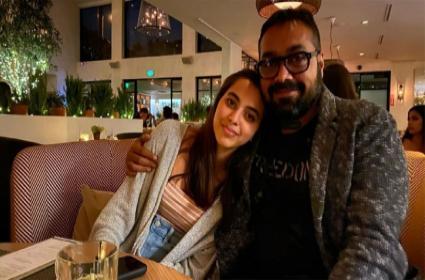 Anurag Kashyap Shares His Views on Daughter Aaliyah Boyfriend - Sakshi