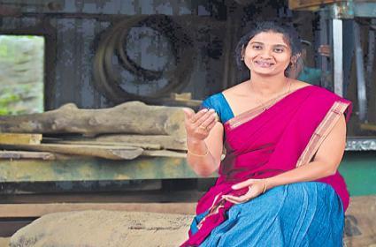 Adapa Priya Special Story On ECONaturals Exim Timber Depot - Sakshi